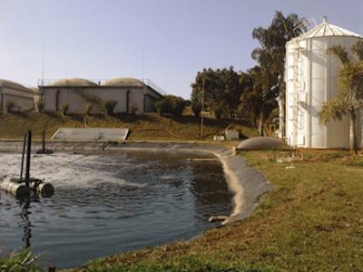 BioFiltro Controle de Odores em Estações de Tratamento de Esgotos