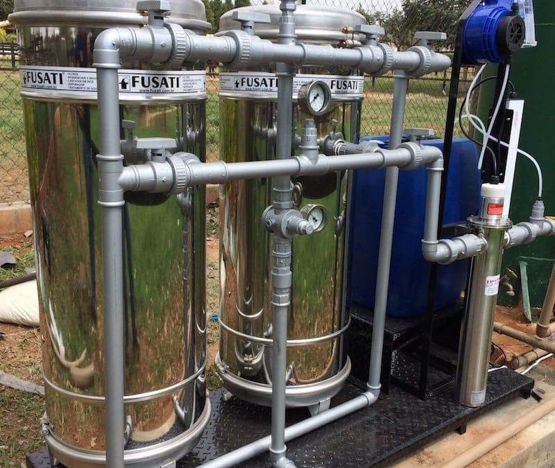 Água Dura. Tratamento e Correção da Dureza da Água
